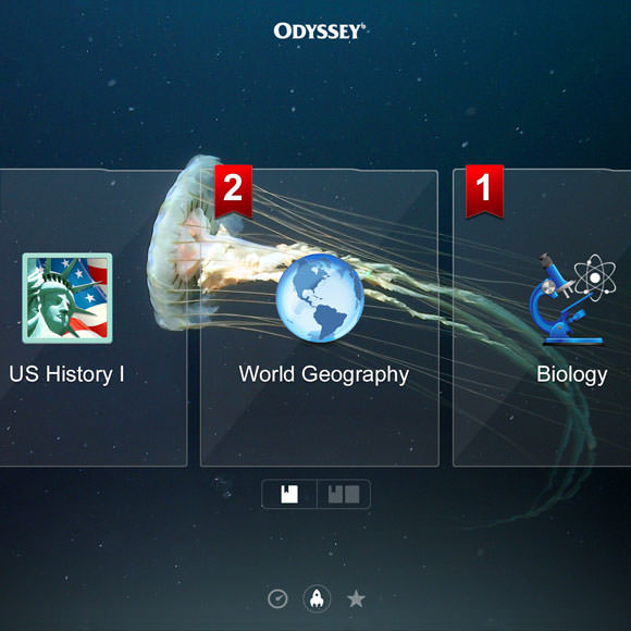 Compass Learning - Odyssey iPad